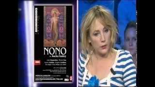 Julie Depardieu - On n'est pas couché 12 novembre 2011 #ONPC