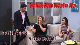 Talib Tale, Nazilə Səfərli və Yeganə üçlüyündən Həzin ifa