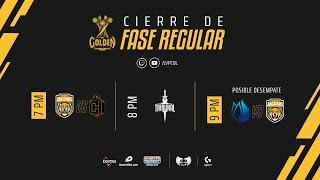 #GoldenXLVP Clausura | Jornada 7 Día 3 | Cierre de Fase Regular thumbnail