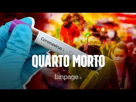 Coronavirus, un morto a Bergamo: è il quarto in Italia. Conte: 'I contagi saliranno ancora'
