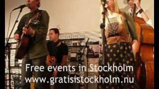 Bo Sundström & Frida Öhrn - Jag Har Gått Inunder Stjärnor, Live at Bengans Stockholm 4(5)