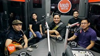 "NEY covers ""Prinsesa"" (Teeth) LIVE on Wish 107.5 Bus"
