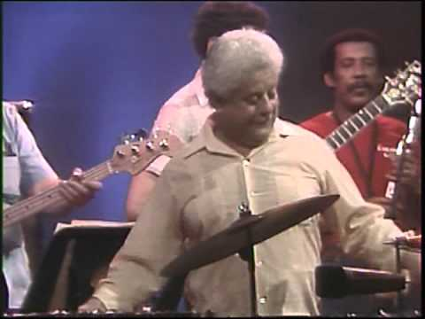 PARE COCHERO TITO PUENTE AND HIS ALL STARS LIVE AT MONTREAL JAZZ FEST 1983