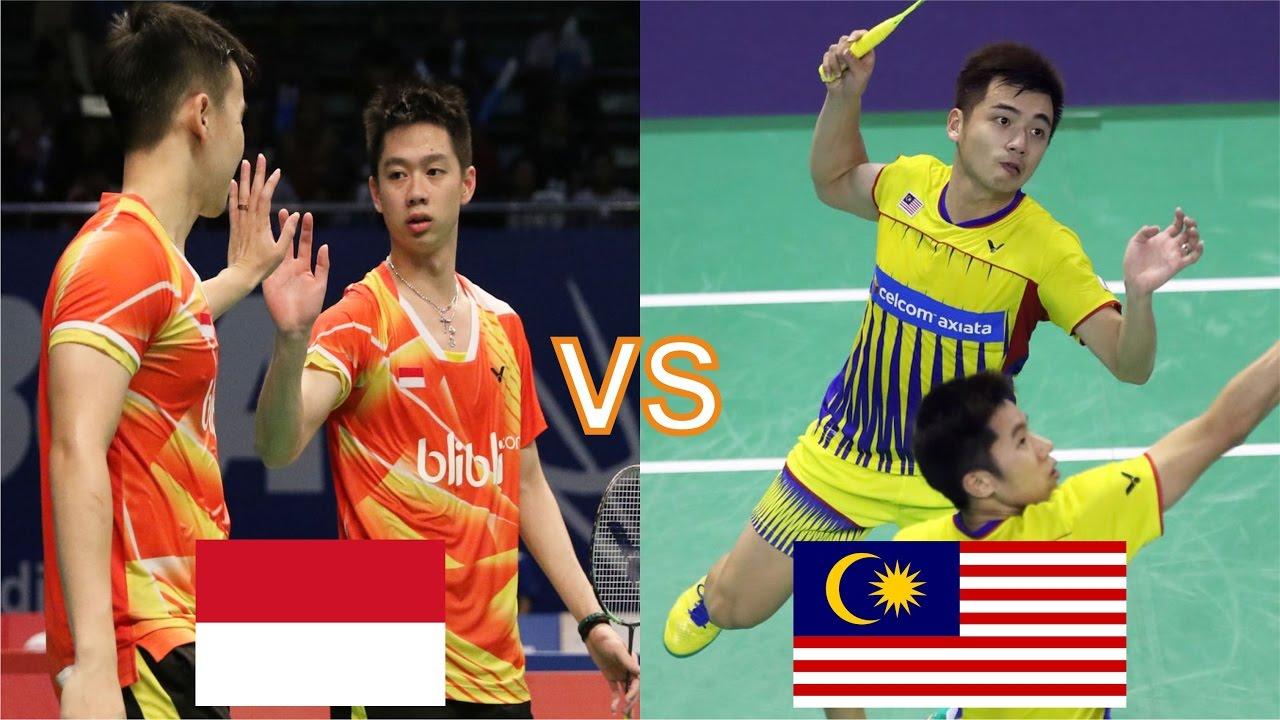 HD] Kevin Sanjaya S Markus F Gideon vs Goh V Shem Tan Wee Kiong