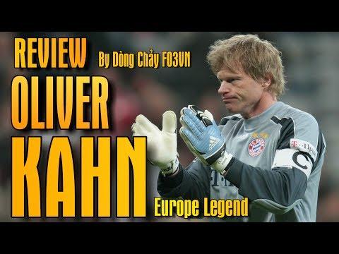 Review Oliver Kahn Europe Legend