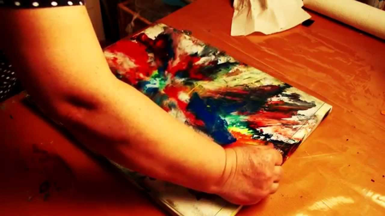 How To Acrylic On Glass Lietuva Draw Artist Painting
