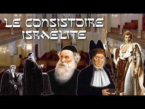 Le Consistoire Israëlite - Histoire Du Monde Juif