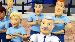 Sam el Bombero en Espanol : El departamento de bomberos contra las llamas🔥 Dibujos animados