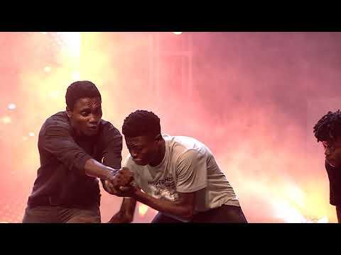 Mc One se met à la Battle à Babi Dance Battle #BDB2018