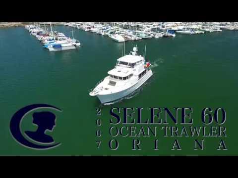 2007 SELENE 60 Ocean Trawler 'Oriana'