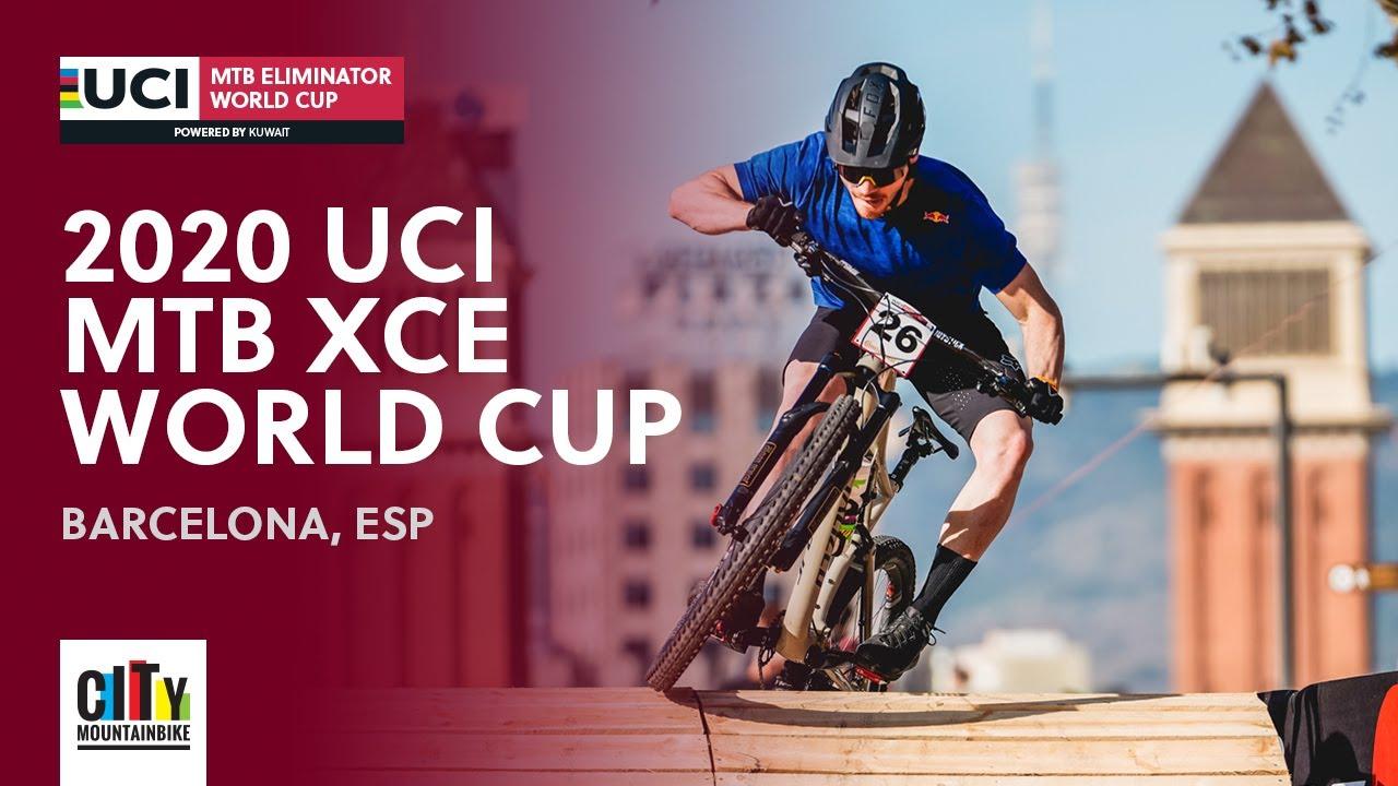 Live Broadcast | 2020 UCI Mountain Bike Eliminator World Cup Barcelona (ESP)