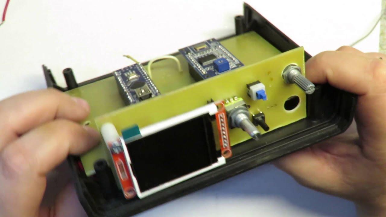 Генератор сигналов высокочастотный Г4-102 - Техническое описание и .