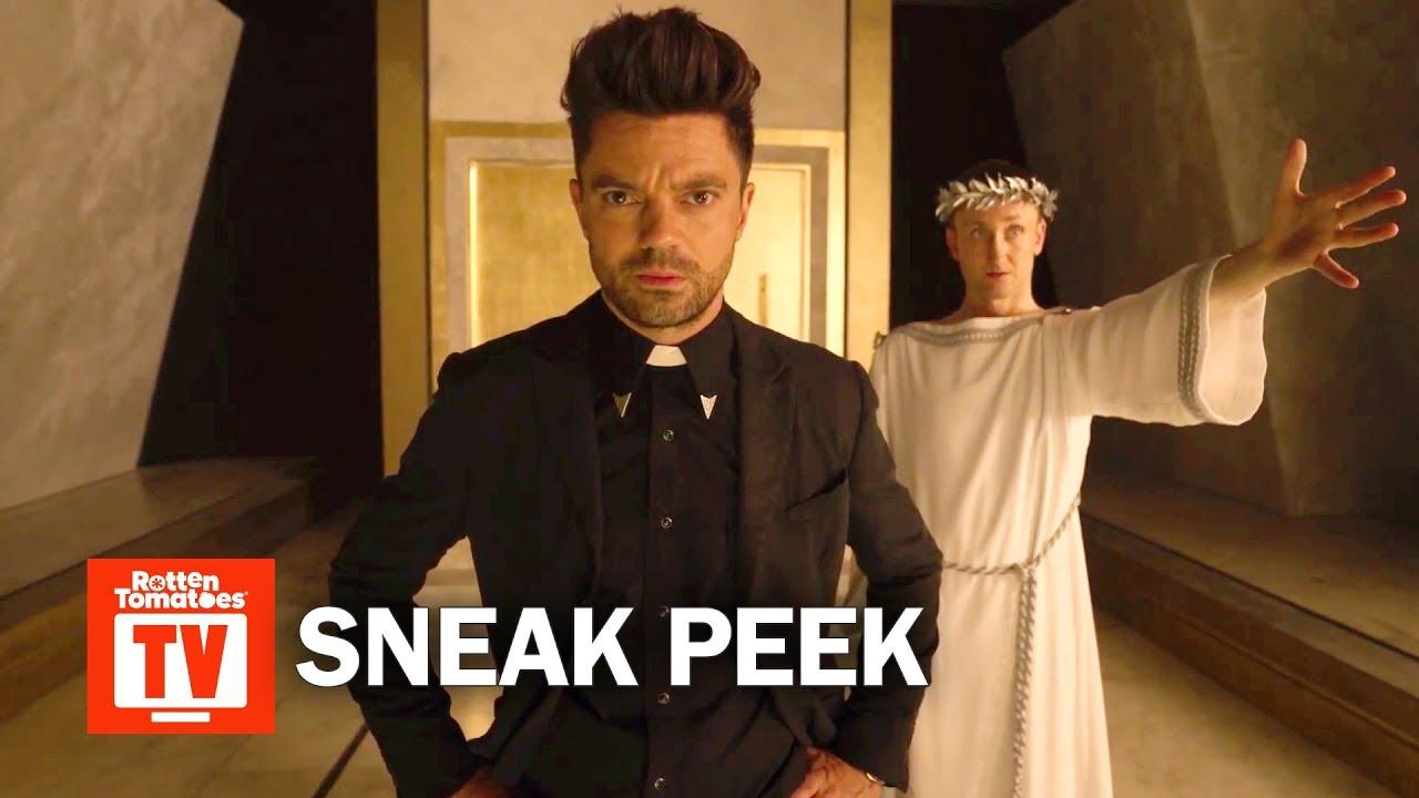 Download Preacher S04E07 Sneak Peek | 'Messiahs' | Rotten Tomatoes TV