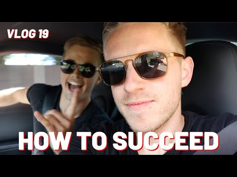 How to succeed in Property and Business, by overcoming the highs and lows. Avoid a plateau, Vlog 19