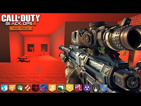 *SNIPER ONLY* ONE WINDOW CHALLENGE  BLACK OPS 3 CUSTOM ZOMBIES MODS! Call of Duty: Zombie Mods