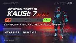 Bengalintiikerit HC vs Kuk HC Nakkisämpylä
