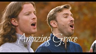 Repeat youtube video Amazing Grace - Peter Hollens feat. Home Free