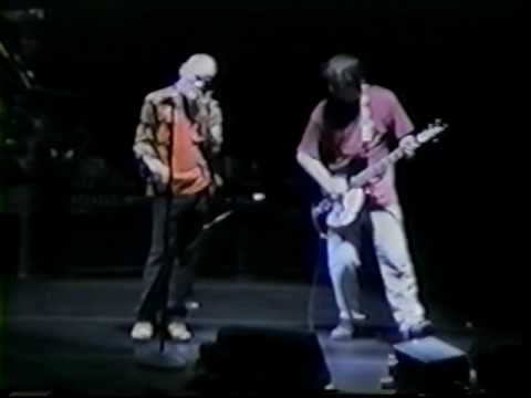 REM - Strange Currencies @ Albany, NY U.S. 1995