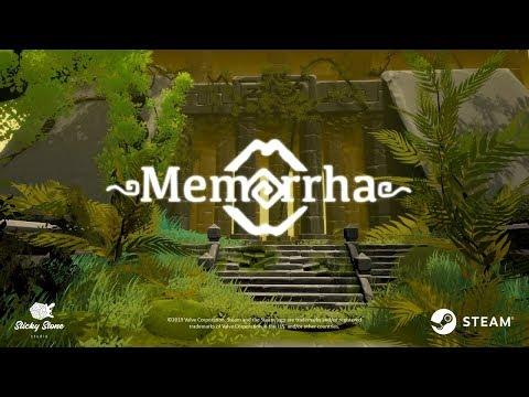 Состоялась премьера приключенческой игры Memorrha