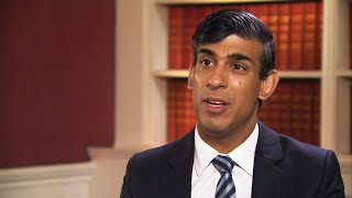video: Rishi Sunak warns of hard times as UK plunges into recession