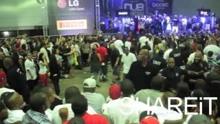 Compton Menace vs YG (BEEF)