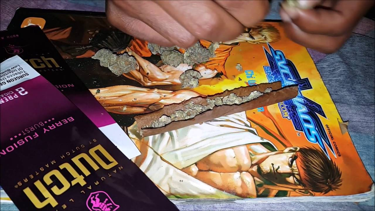 how to close a blunt