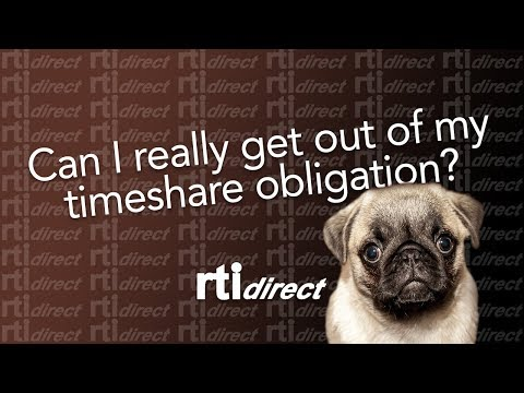 About Get Rid Of Timeshares