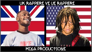 US RAPPERS VS UK RAPPERS (2020)