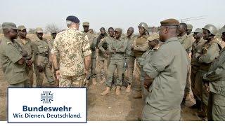 Mali: Die drei Missionen - Bundeswehr