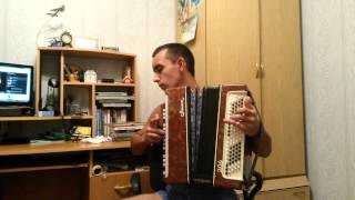 Татарская плясовая на баяне