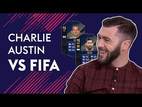 """""""Harry Kane is the BEST FINISHER in the World, better than Messi!""""   Charlie Austin vs FIFA 18🔥🔥🔥"""
