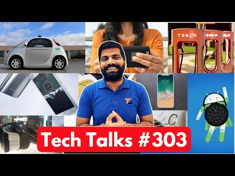 Tech Talks #303 - Android P X4, Panasonic Toughbook, Robot Dentist, Project Alloy, Google Zero Touch