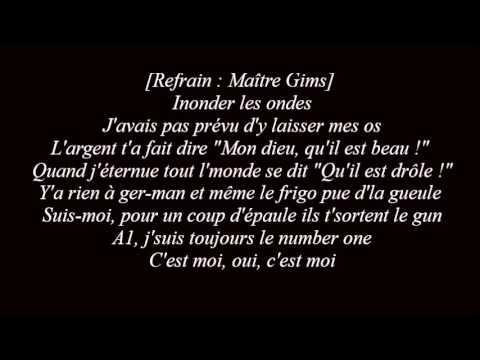 Maitre Gims   Number One Ft H Magnum Paroles