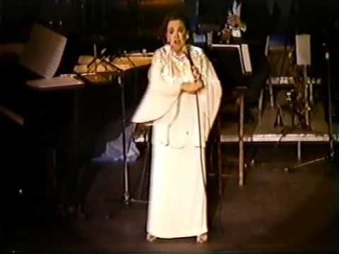 Dorothy Lamour--Queen of the Hollywood Islands, 1984 Live Show