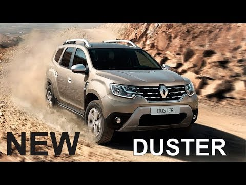 2018 Renault Dacia Duster interior, exterior and off road test drive of the new generation