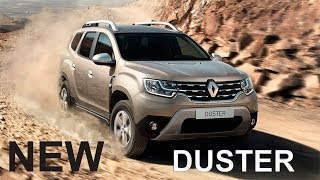 2018 Renault (Dacia)  Duster | interior, exterior and off-road test drive of the new generation