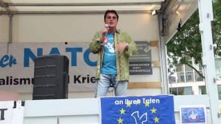 Hendra Kremzow über Chemtrails, Rothschild und Bilderberger - Ein Rundumschlag