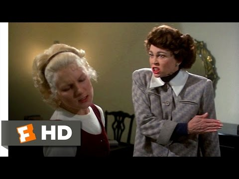 Mommie Dearest (2/9) Movie CLIP - Christina Stands Up To Mother (1981) HD