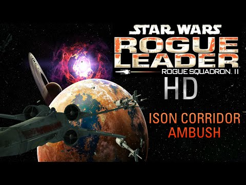 Star Wars: Rogue Leader HD! (Dolphin Zfreeze+textures