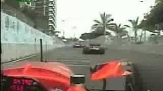 Jos Verstappen wins A1GP Durban