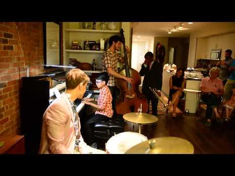 Joey Alexander W/ Alphonso Horne On Trumpet, Evan Sherman, & Dan Stein Part 2