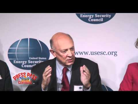 United States Energy Security Council Conference - Part 2
