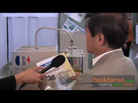 Blest Company: Plastic into Oil - buildaroo.com