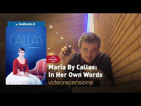 Roma 2017 - Maria By Callas: In Her Own Words, Di Tom Volf | RECENSIONE