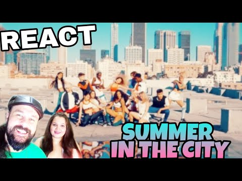 REAGINDO: NOW UNITED - SUMMER IN THE CITY REACT 🔥🔥🔥