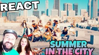 Baixar REAGINDO: NOW UNITED - SUMMER IN THE CITY (REACT) 🔥🔥🔥