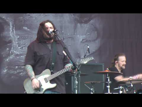 Seether LIVE Fine Again - Graspop 2018
