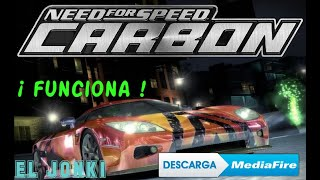 Como poner nuevos carros en need for speed carbono