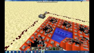 How to build a Rocket in minecraft [No Mods!]
