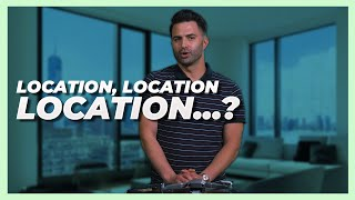 Why Does Drone Marketing Matter When You're Selling Your House? Have You Heard Location, Location...